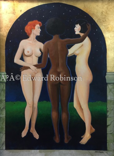 THREE GRACES : OUT OF AFRICA