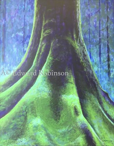 TREE LOVING MOSS