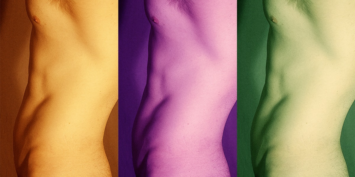 Torso Triptych II (large view)