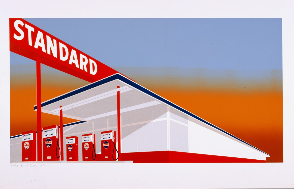 Standard Station, Amarillo, Texas (large view)
