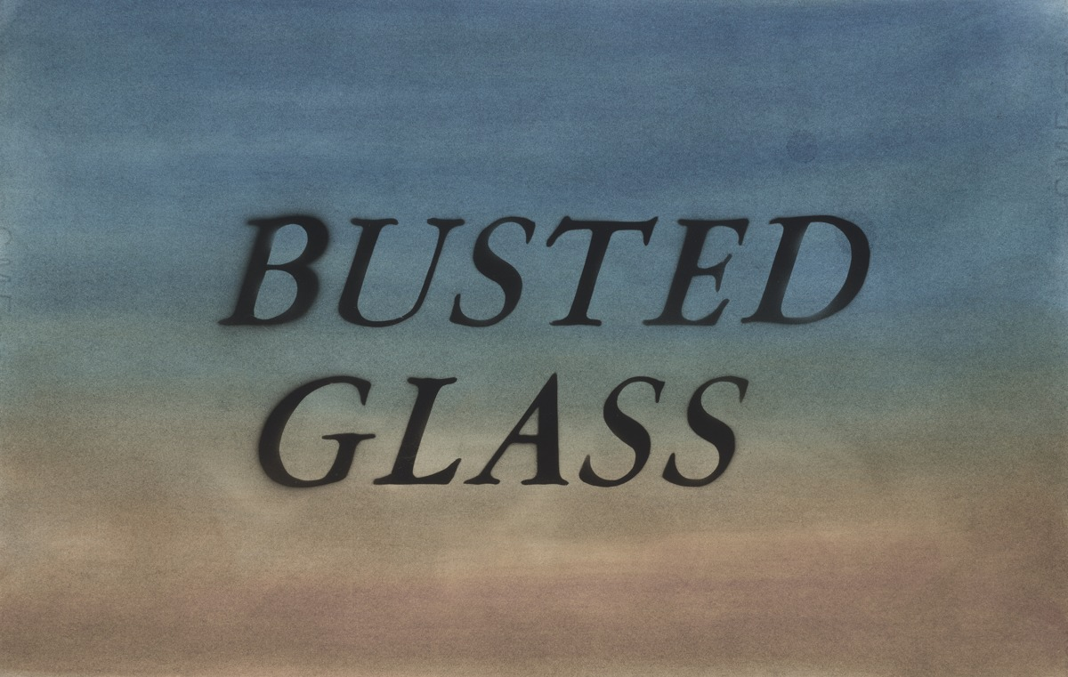 Busted Glass (large view)