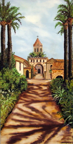 Abbey of Ile St. Honorat
