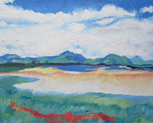 Alvord Desert by Erich Taeubel Jr