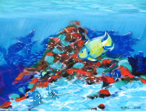 Coral Reef Dreaming 2