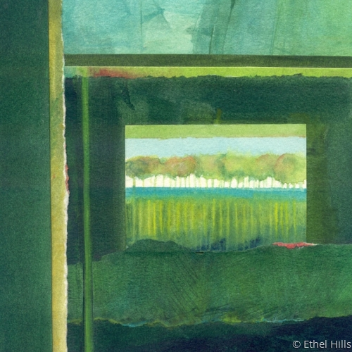 Window on the World by Ethel Hills