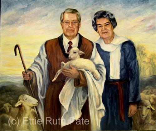 """""""The Shepherd & Shepherdess"""""""