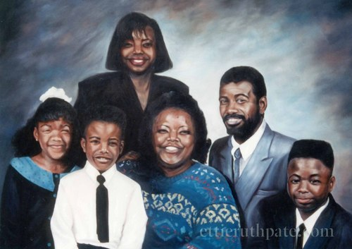 """""""The Family Portrait"""""""