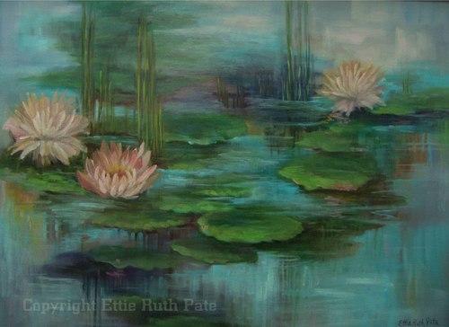 """""""Waterlilies"""""""