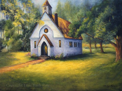 """Little Country Church"""