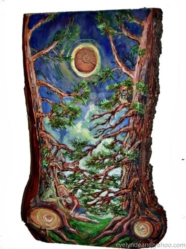 Pine Tree Healing