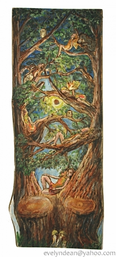 Maple Tree Fairies