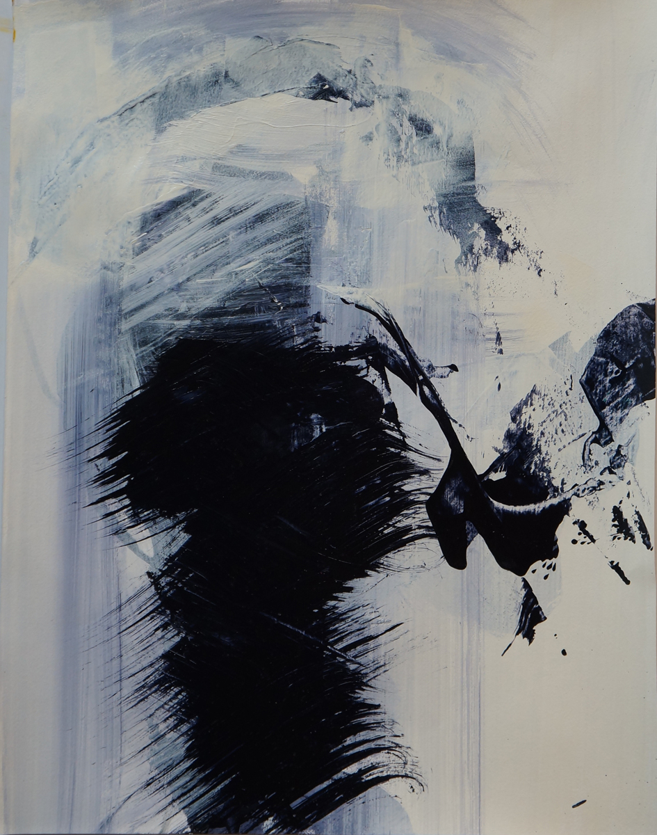 Black & White Solo #5 (large view)