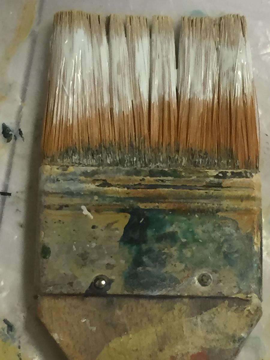 Favorite brush (large view)