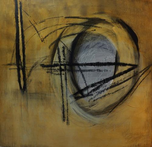 Abstrakt Gaze #2