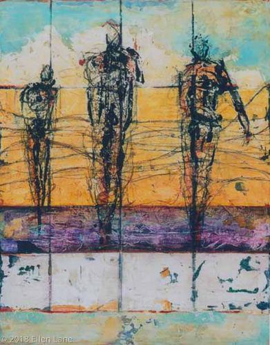 Three Figures [SOLD]