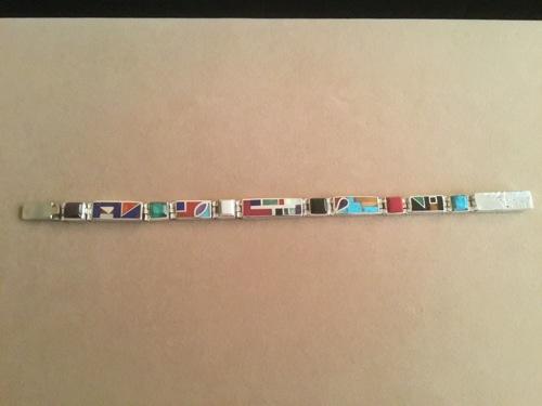 Talia's Design Link Bracelet