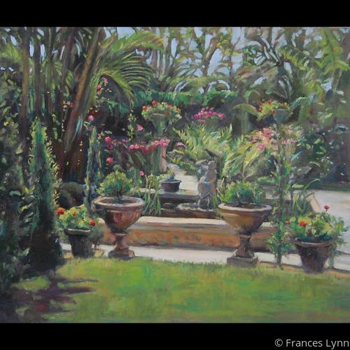 Italian Garden (large view)