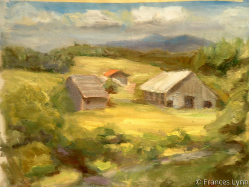 Peaceful Farm (large view)