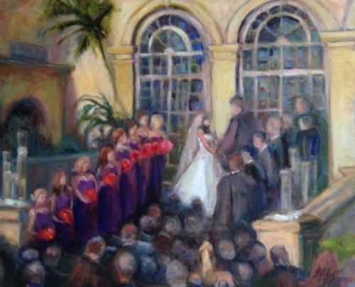 Laurian-Long Wedding