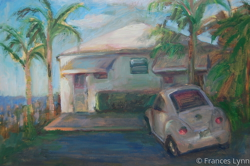 Small House, Small Car (large view)
