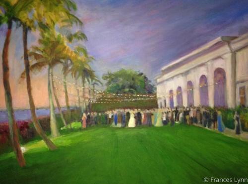 Flagler Museum Wedding