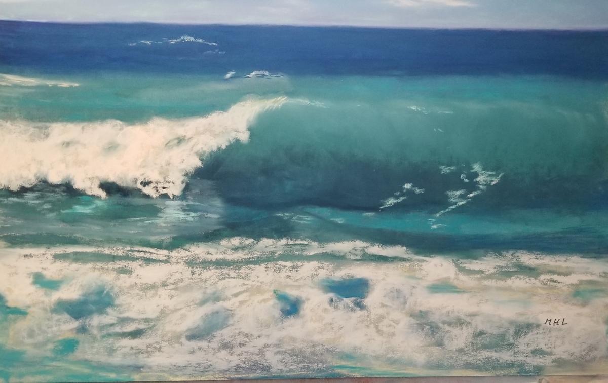 Ocean Wave (large view)