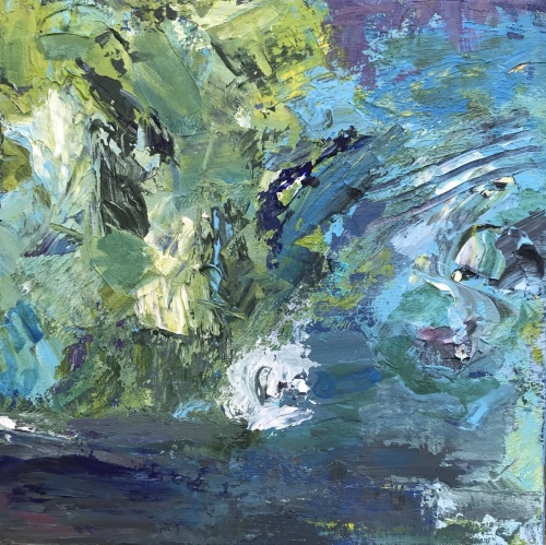 La Mer by Fay Deng Studio