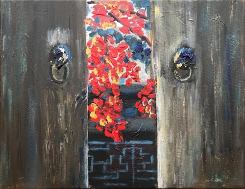 Courtyard by Fay Deng Studio