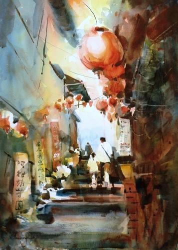 Taiwan olde street 2