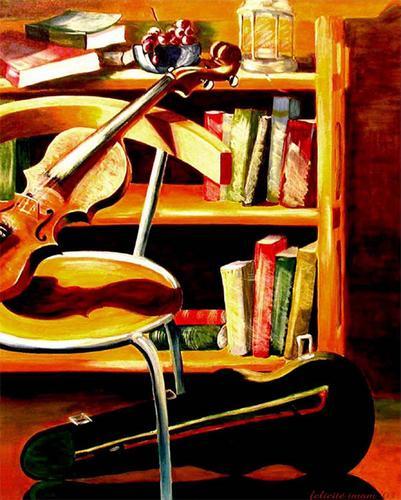 Andrew's Violin