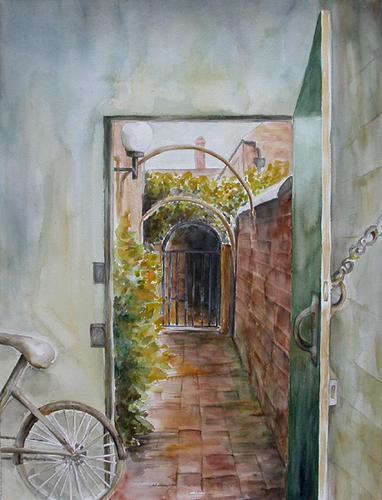 Back Door (SOLD)