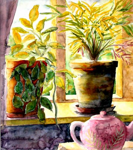 English Summer Window