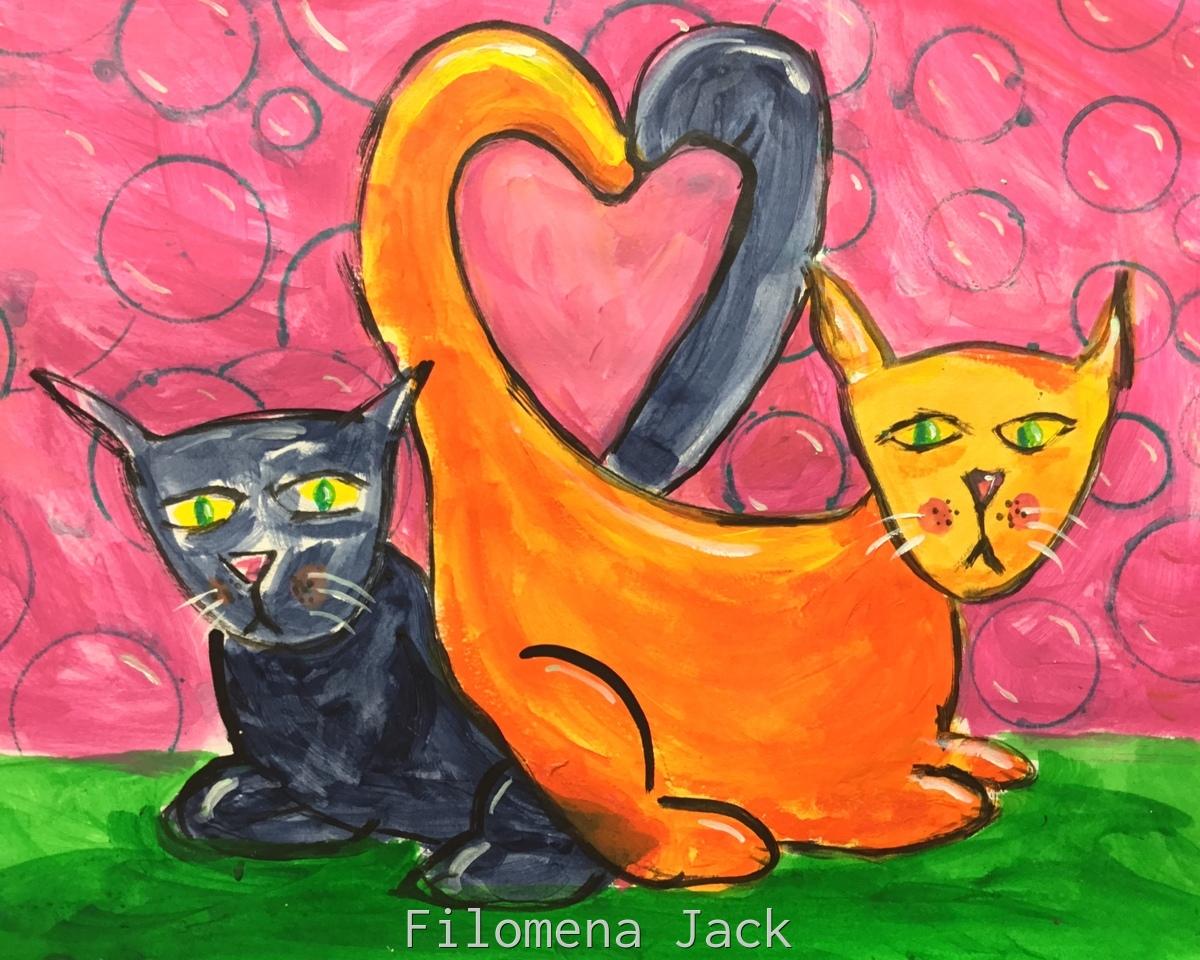 Kitten Love (large view)