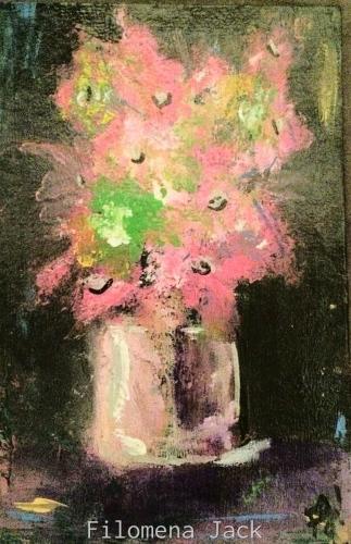 Floral 2 by Filomena Jack Studio
