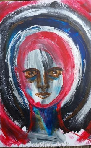 Peace for Paris by Filomena Jack Studio