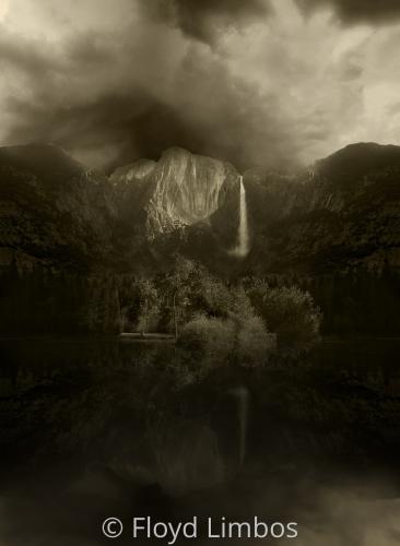 Yosemite Fantasy by Floyd Limbos
