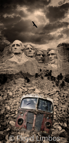 Mount Rushmore Reverie