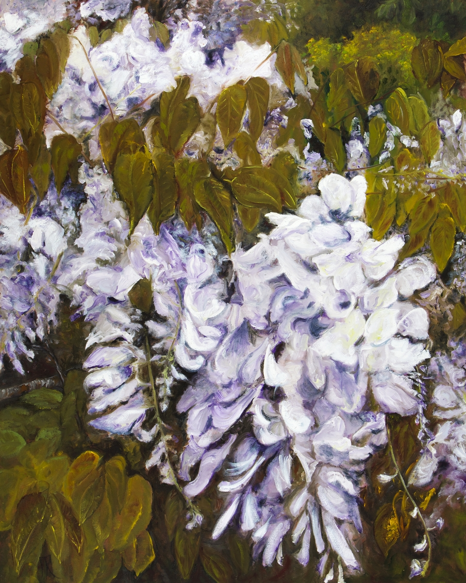 'Wisteria I' (large view)