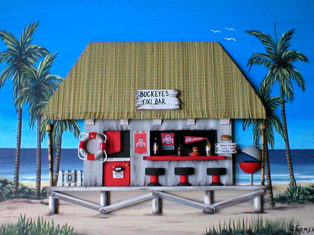 Buckeyes Tiki Bar (large view)