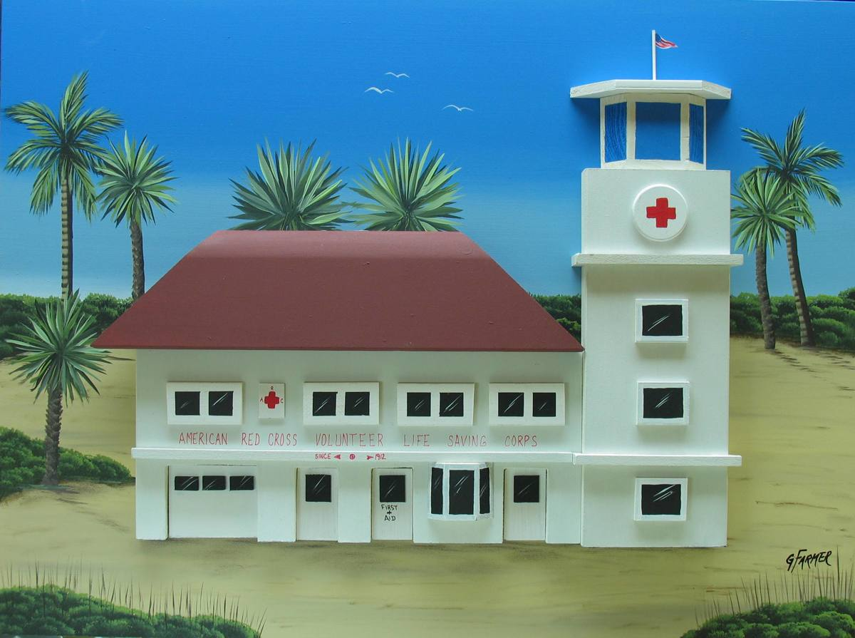 Jacksonville Redcross Station (large view)