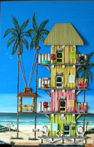 Beach Hut Condo (large view)