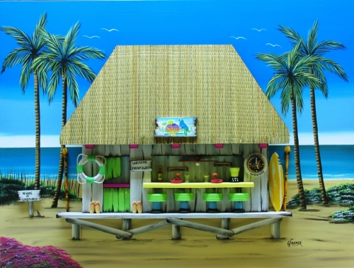 Margaritaville Beach Bar