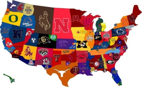 """Order any college team Tailgate Party. List your team in the instructions box when you check out. All are 11.75""""x23.75"""""""