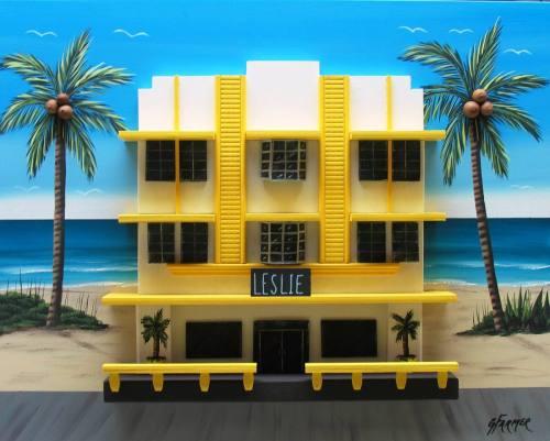 Leslie Hotel South Beach, Miami