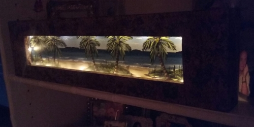 Faux Stone LED