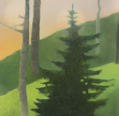 Hillside Dusk