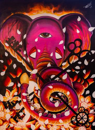Delirium by Nandoart