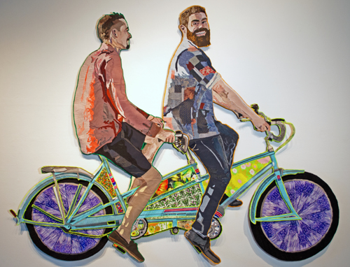 Tandem (Shane and Paul)