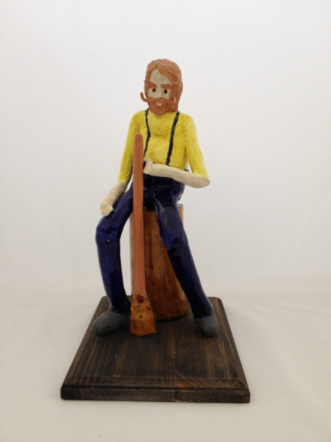 Sculpture-Farmer