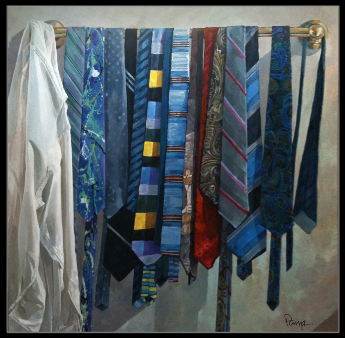 Neckties. (large view)